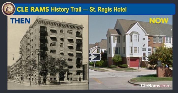 St. Regis Hotel, Cleveland